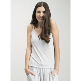 Light Grey Marl Padded Camisole
