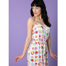 Graduate Fashion Week Multicoloured Abstract Cami Dress