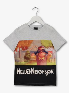Online Exclusive Hello Neighbor Multicoloured T-Shirt