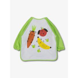 Multicoloured Fruit & Vegetable Bib - One Size