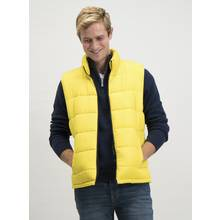 Yellow Eco Thermolite Shower Resistant Gilet