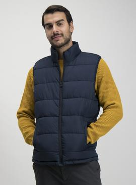 Navy Eco Thermolite Shower Resistant Gilet