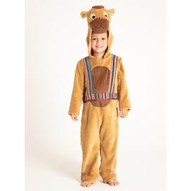 Christmas Nativity Brown Camel Costume