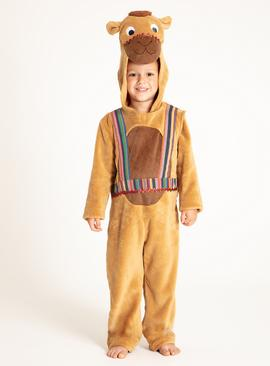 Christmas Nativity Brown Camel Costume - 9-10 years