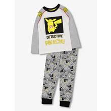 Pokemon Detective Pikachu Grey Pyjamas