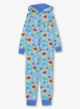 Hey Duggee Blue Printed All In One