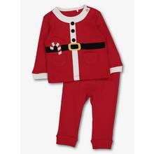 Christmas Mini Me Santa Red Pyjamas