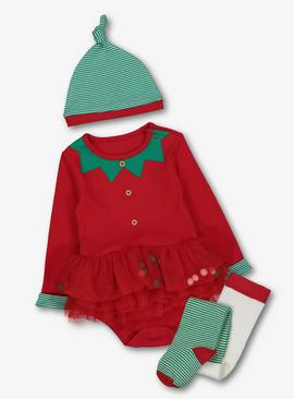 Christmas Pudding Baby Outfit.Baby Outfits Dresses Argos