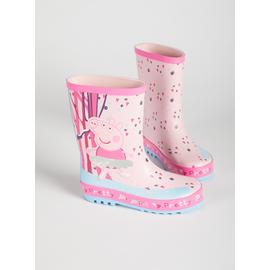 Peppa Pig Pink Ballet Wellies