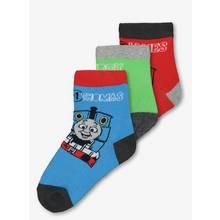 Thomas & Friends Multicoloured Socks 3 Pack