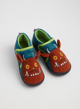 The Gruffalo Green Slippers