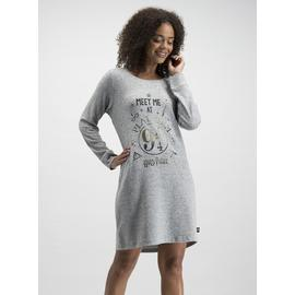 Harry Potter Grey Platform 9 3/4 Nightdress