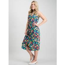PETITE Multicoloured Fruit Print Cami Dress
