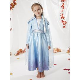 Disney Frozen 2 Elsa Blue Costume