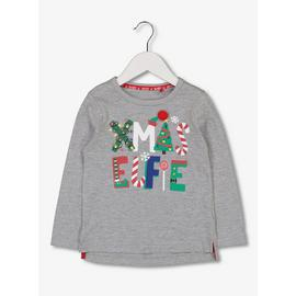 Christmas Grey Elfie T-Shirt