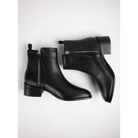 Online Exclusive PREMIUM Black Leather Boots