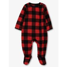 Christmas Mini Me Red Check All In One
