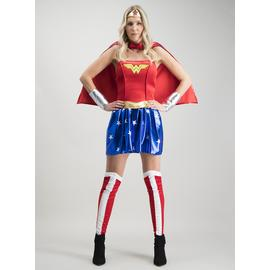 Wonder Woman Red Costume Set