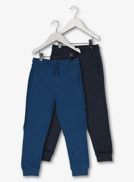 Blue & Navy Jogger 2 Pack