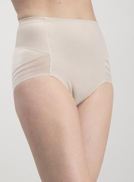 Secret Shaping Latte Nude Tummy Sculpting No VPL Knickers