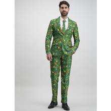 Christmas Mini Me Green Festive Tree Suit