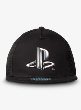 PlayStation Black Cap - One Size
