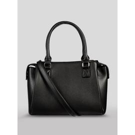 Black Multiple Compartment Bag - One Size