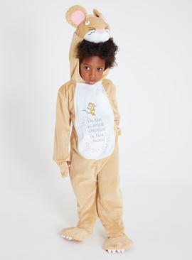 The Gruffalo Beige Little Mouse Costume
