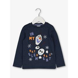 Disney Frozen 2 Olaf Navy Top