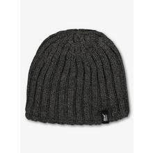 SockShop Heatholders Charcoal Grey Knitted Beanie Hat - One