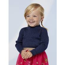 Multicoloured Roll Neck Top 2 Pack