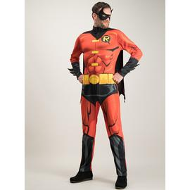 Robin Red & Black Costume Set