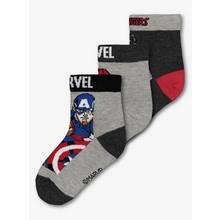 Marvel Avengers Multicoloured Socks 3 Pack