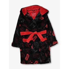 Star Wars Red & Black Dressing Gown