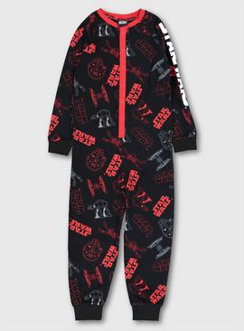 Star Wars Black & Red All In One