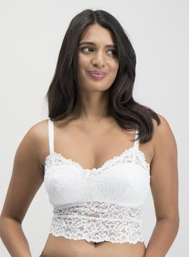 Ivory Lace Brami Top