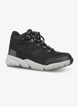 Online Exclusive Black Hiking Boots