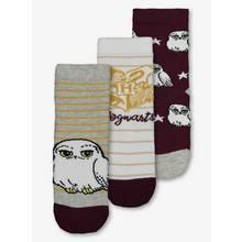 Harry Potter Multicoloured Socks 3 Pack