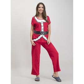 Christmas Red Family Dressing Pyjama Set