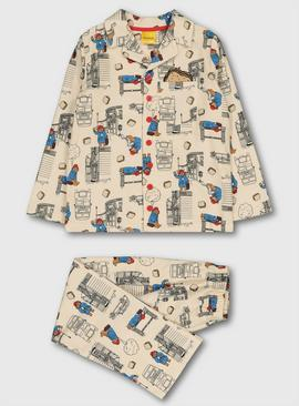 Paddington Bear Cream Pyjamas