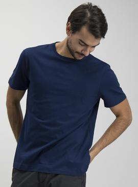 Navy Relaxed Fit T-Shirt