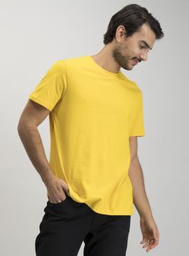 Yellow Relaxed Fit T-Shirt