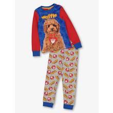 Waffle The Wonder Dog Multicoloured Pyjamas
