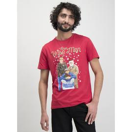 Christmas 'Only Fools & Horses' Red T-Shirt