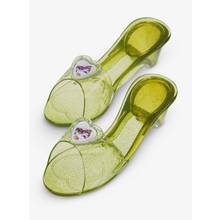 Disney Princess Yellow Belle Jelly Shoes - One Size
