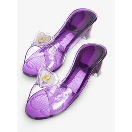 Disney Princess Purple Rapunzel Jelly Shoes - One Size