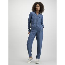 Denim Blue Tencel Boiler Suit