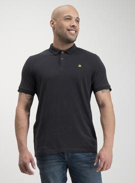 Dark Charcoal Grey Polo Shirt