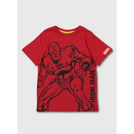Marvel Comics Red Iron Man T-Shirt