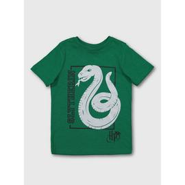 Harry Potter Green Slytherin T-Shirt